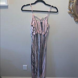 Tie Dye summer dress